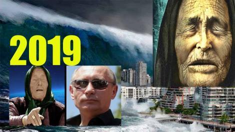 Baba Vanga, previziuni înfiorătoare pentru anul 2019! O țară va fi lovită de un meteorit uriaș, iar un tsunami va distruge state întregi