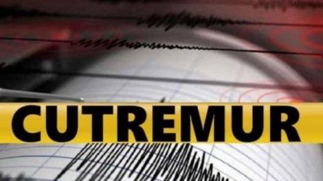 Cutremur în România, în urmă cu puțin timp! Ce magnitudine a avut