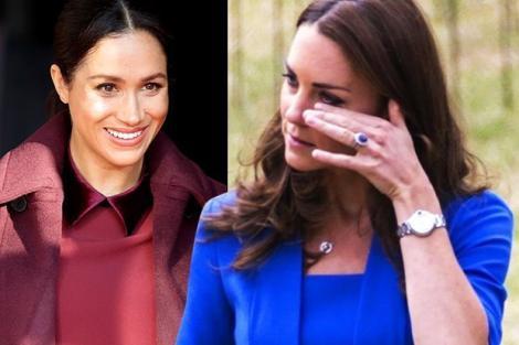 """Kate Middleton a făcut primele declarații despre Meghan Markle și presupusul lor scandal:"""" Este un moment..."""" – VIDEO"""