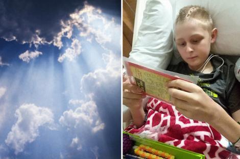 """Un copil trezit din comă a dezvăluit cum arată Raiul! """"Iisus era acolo și..."""""""