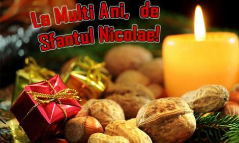 Sfântul Ierarh Nicolae, 6 decembrie. Cui spui La mulți ani de Moș Nicolae
