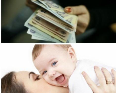 Statul oferă, din nou, bani pentru mame!  2.000 de cupluri urmează să primească sprijin financiar