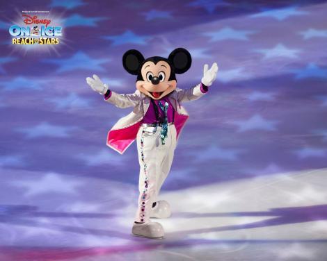 La cererea publicului, o nouă reprezentație  Disney On Ice – Reach For The Stars!