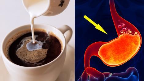 3 lucruri care se întâmplă în organismul nostru atunci când bem cafea pe stomacul gol