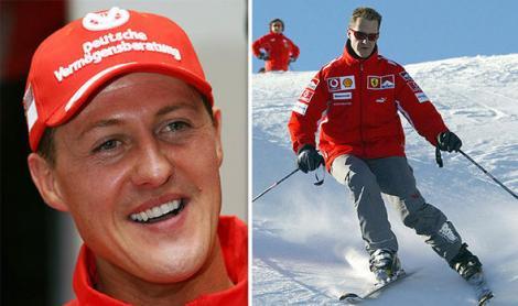 Veste extraordinar de bună! Michael Schumacher și-a revenit?
