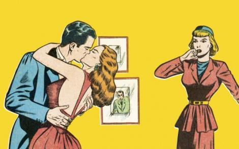 Și ce dacă te iubește? Bărbații însală și când își iubesc partenera. E timpul să aflăm de ce
