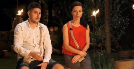 Răsturnare de situație în cuplul Cati și Răzvan! După ce amenințările transmise de el au fost demascate, Răzvan părăsește Bonfire-ul Final!