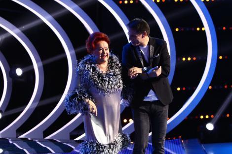 """Diseară, de la ora 20.00, la Antena 1. Regretata actriță Stela Popescu, în ultima sa apariție TV, la """"Guess My Age – Ghicește vârsta"""""""