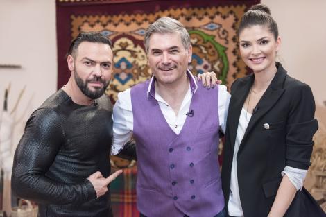 Alina Pușcaș și Cornel Păsat au căutat cele mai frumoase și harnice fete din Transilvania, alături de Mircea Radu