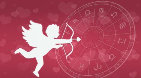 Horoscopul de ZIUA ÎNDRĂGOSTIȚILOR: Două ZODII vor fi în culmea fericirii astăzi