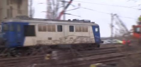 Accident cumplit pe o cale ferată din Ploiești! Sute de călători au fost la câteva secunde de dezastru!
