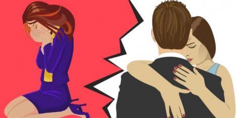 9 motive pentru care se duce cu alta. Numărul 3 e dureros pentru femei