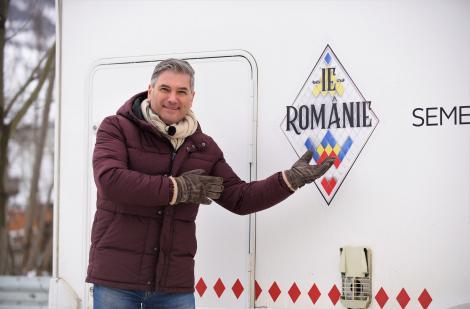 """Mircea Radu, prezentatorul """"Ie, Românie"""", ține post de 12 ani: """"Poți mânca lângă mine cea mai minunată pastrămioară din lume. Nu mă tentează absolut deloc"""""""