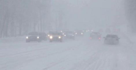 VREMEA, 6 februarie, România. Iarna revine în forță! Temperaturi de -11 grade Celsius