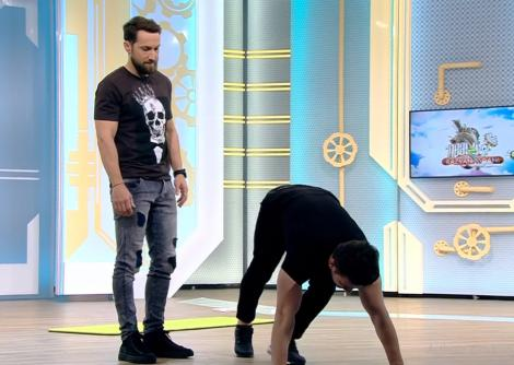 Uită de mersul la sală și de tot ce vezi pe Youtube! Florin Neby îți arată antrenamentul cu exerciții calistenice, în care lucrezi tot corpul fără niciun aparat!