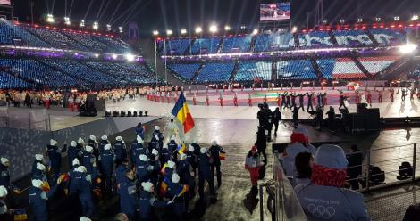 GALERIE FOTO: Ceremonie de deschidere spectaculoasă a Jocurilor Olimpice de iarna de la PyeongChang! România participă cu 28 de sportivi