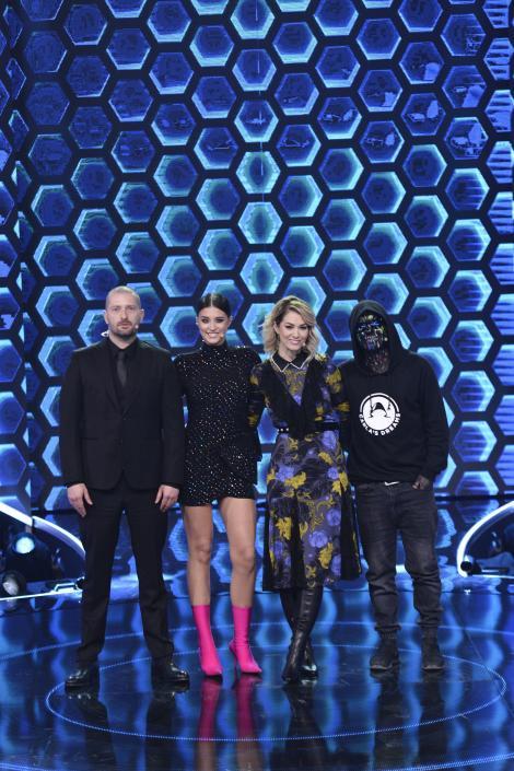 """În curând la Antena 1: Antonia, Feli, Carla's Dreams și Cheloo vor fi jurații """"The Four – Cei 4"""""""