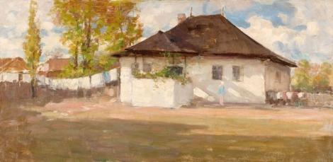 Un tablou semnat Nicolae Grigorescu, estimat de Artmark la 80.000 de euro