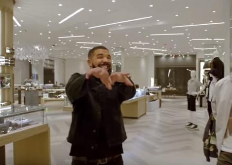 Când Dumnezeu își dezvăluie planurile printr-un videoclip! Ca să scoată o super piesă, Drake a schimbat viața unui oraș!