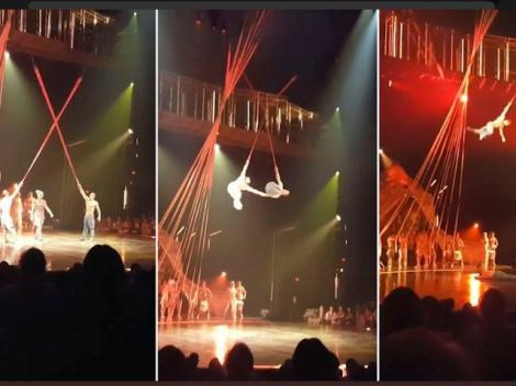 """Moartea acrobatului de la Cirque du Soleil ar fi putut fi evitată?! Mărturisirile incredibile ale unui martor: """"Aș fi vrut ca cineva să fi observat..."""""""