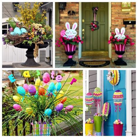 Paște 2018. Ne pregătim casele și grădinile de sărbătoare