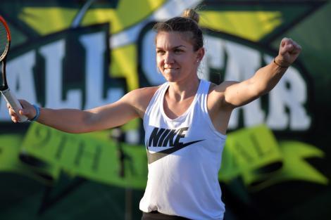 GALERIE FOTO: Simona Halep a participat la un eveniment caritabil la Miami, alături de Serena Williams, Darren Cahill și Nick Kyrgios