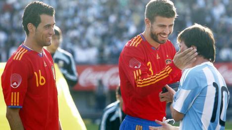 Revista presei sportive, 27.03.2018; România U19, în drum spre Euro; Messi vs. Spania; Brazilia caută revanșa în fața Germaniei după acel 1-7 din 2014