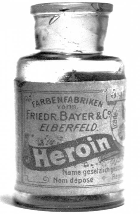 Heroina, remediu împotriva tusei. O dependență veche de 100 de ani