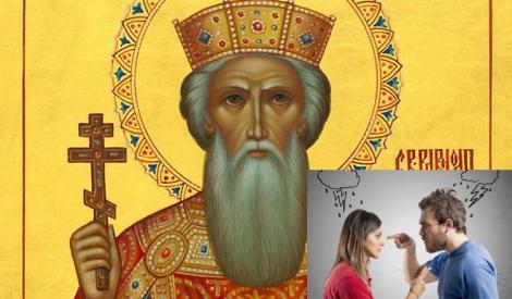 Calendar ortodox 29 martie. Rugăciunea care te vindecă de gelozie