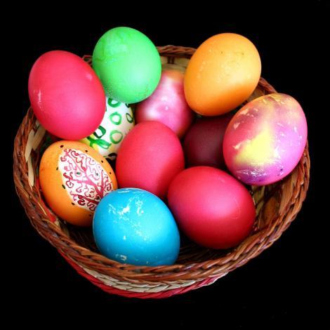 Paște 2019. Cum vopsești cele mai frumoase ouă de Paști