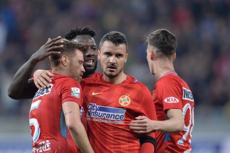 Anunțul zilei în fotbalul românesc: o echipă din Europa dă 3 milioane de Euro pentru Budescu! Unde poate ajunge omul numărul 1 de la FCSB