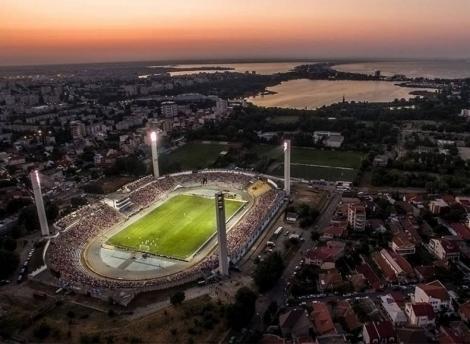 """Stadionul """"Farul"""" din Constanța, fost """"Gheorghe Hagi"""", locul în care Goian înscria cu Olanda în 2007 și ne ducea la Euro, a ajuns o ruină. Imagini apocaliptice cu fosta casă a naționalei"""