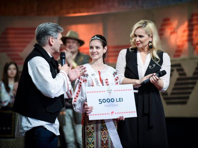 A câștigat duelul Alexandrelor! Alexandra Prisiceanu este cea mai frumoasă fată a Munteniei!