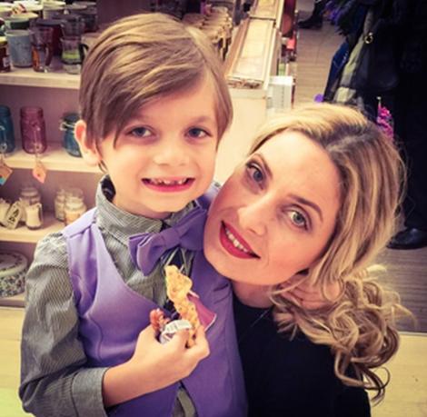"""Adele Chirică, despre drama fiului ei diagnosticat  cu Sindromul Dravet, la """"Totul pentru dragoste"""""""