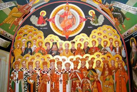 CALENDAR ORTODOX: Nouă sfinţi români au fost introduşi în calendarul Bisericii Ortodoxe Ruse