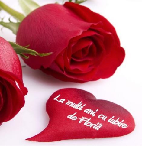"""Mesaje de Florii. Cele mai frumoase urări de """"La mulți ani"""" pe care le poți face celor ce poartă nume de flori"""