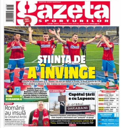 Revista presei sportive, 10.04.2018! Zi tristă la Madrid: o legendă și-a anunțat plecarea; PSG va avea un nou antrenor; revine Liga Campionilor