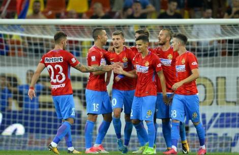 """Cutremur la FCSB! Un titular al roș-albaștrilor și al echipei naționale și-a anunțat plecarea: """"Gata! Vreau să plec la altă echipă!"""""""