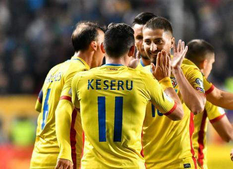 """Naționala României urcă spectaculos în clasamentul FIFA! """"Tricolorii"""", peste toate rivalele din Liga Națiunilor"""