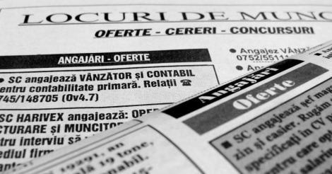 Locuri de muncă pentru români. Peste 25.000 de posturi disponibile, în toată țara. Se fac angajări pe bandă rulantă!