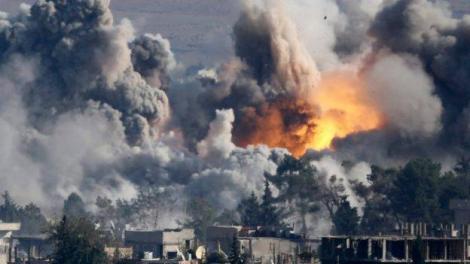 """A început războiul. SUA, Marea Britanie şi Franţa au atacat Siria. Rusia: """"Astfel de acţiuni nu vor rămâne fără consecinţe"""""""