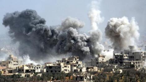 """A început războiul! Franţa, avertizare alarmantă, cu privire la atacurile din SIRIA: """"Există riscul unui nou dezastru umanitar"""""""