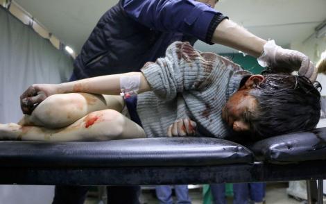 """Atacurile iau amploare! Siria """"a doborât rachete care au intrat în spaţiul aerian""""! Explozii puternice în apropiere de Damasc"""