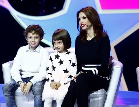 """Cristina Spătar este obsedată de greutatea ei și nu se pricepe să calce rufe! Dezvăluiri incredibile la """"Aici eu sunt vedeta"""""""