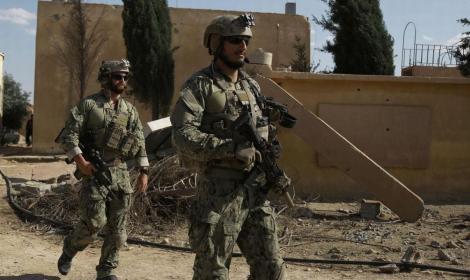 """Război în SIRIA. Ultimul avertisment al Pentagonului: """"Nu-i susţinem pe partenerii noştri"""""""