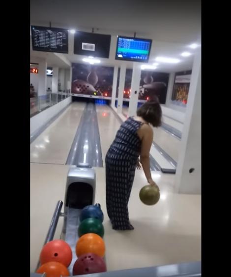 pierde bowling în greutate