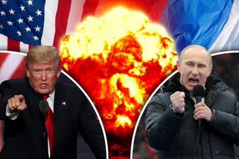 """Începe războiul. Rusia este pregătită de atac. Deja a amenințat Statele Unite: """"Va fi dureros!"""""""