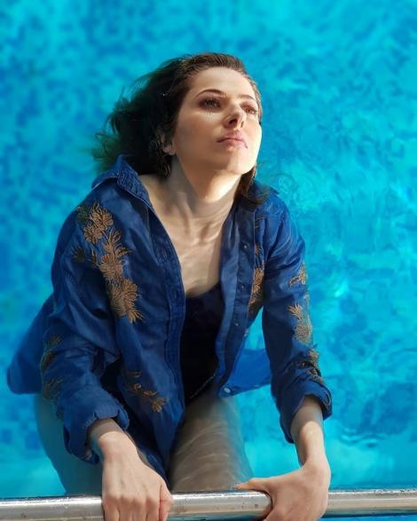 """PRIMELE IMAGINI! Lidia Buble a filmat videoclip """"Sub apă"""", la propriu! Cum sună noua piesă"""