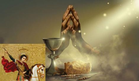 Rugăciunea scurtă către Sfântul Gheorghe care te scapă de necazuri! La nevoie este grabnic ajutător