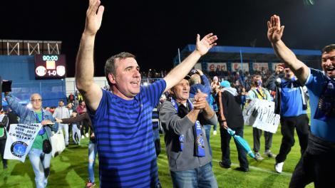 """Gică Hagi, antrenor la Legia Varșovia ? Răspunsul """"Regelui"""" la oferta primită din partea campioanei Poloniei"""